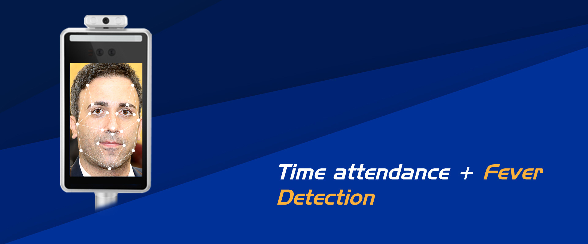Time attendance Fever Detection